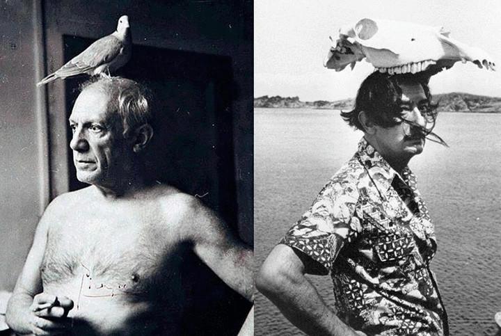 «Пикассо вбирал в себя жизненные силы женщины, а Дали возводил ее на пьедестал»: *Ярослав Шадрин о русской коллекции великих художников*