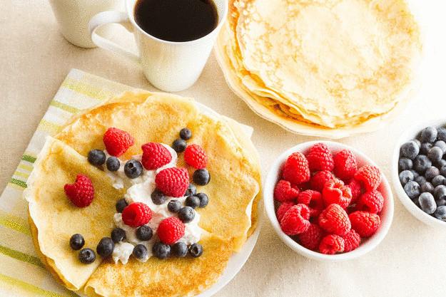 Лучшие идеи вкусного и быстрого завтрака