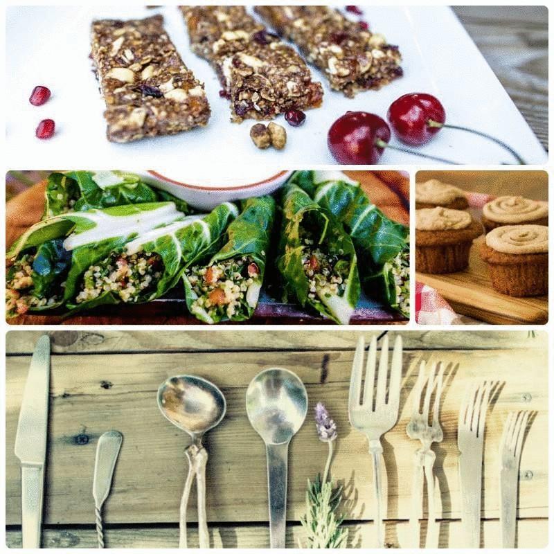 Лучшие вегетарианские рецепты для стройной фигуры