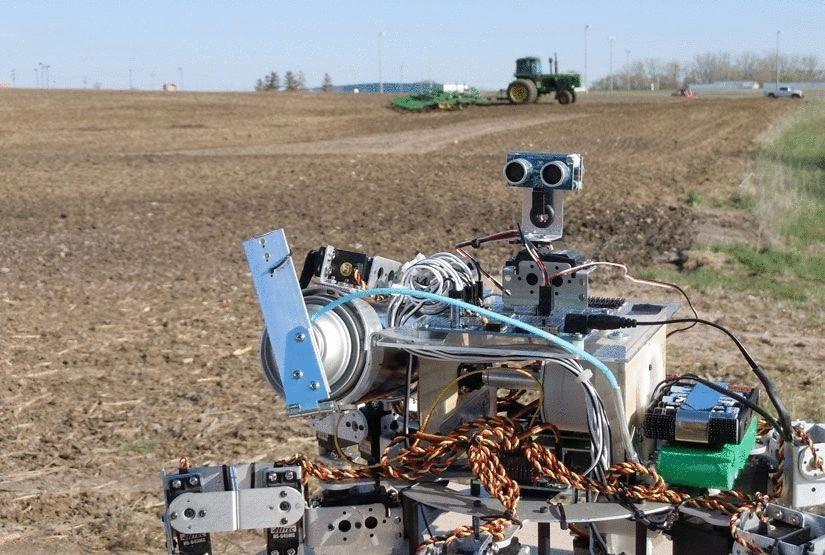 реферат робототехника в сельском хозяйстве посмотреть курсы