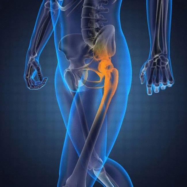 Упражнения для тазобедренного сустава в воде колено хрустит и болит при сгибании лечение