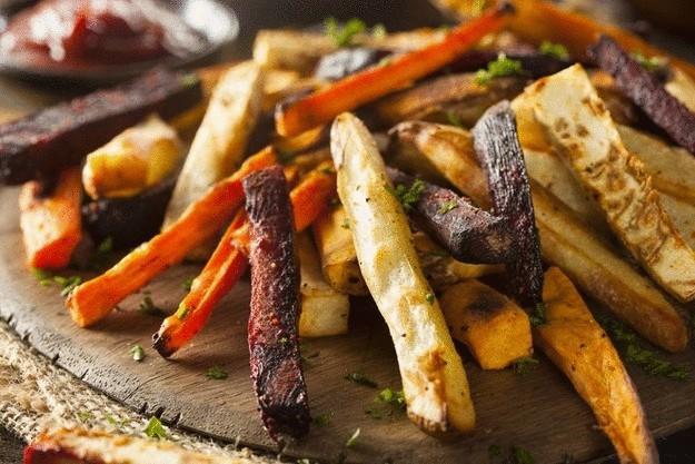 Чипсы из овощей и фруктов: 7 рецептов + секреты приготвления