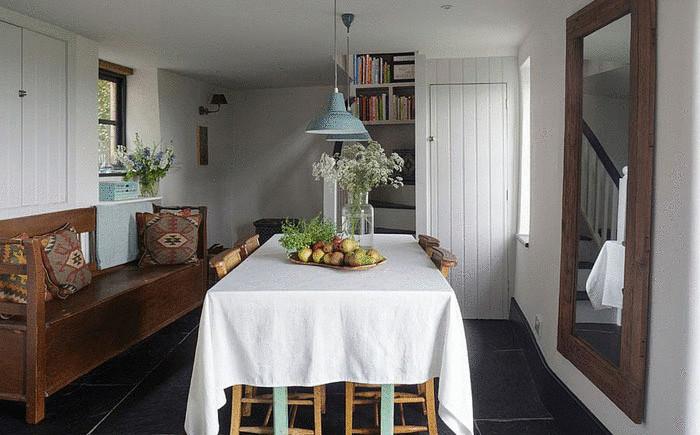 Интерьер столовой от Inspired Design