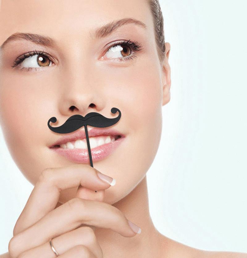 Как девушке избавится от усов в домашних условиях навсегда