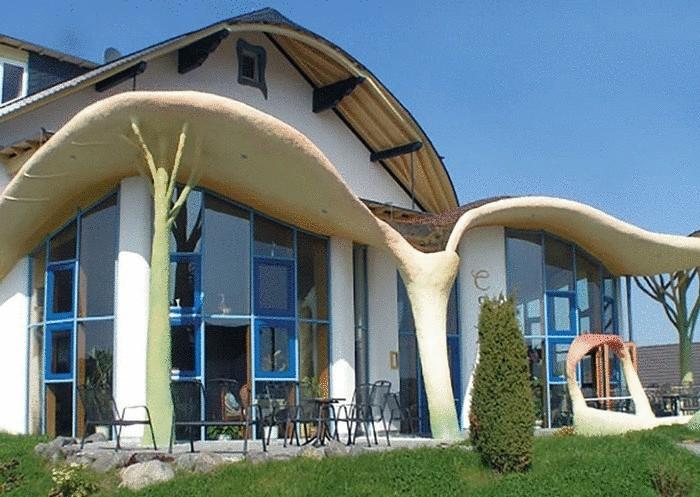 Проект архитектора Udo Heimermann.