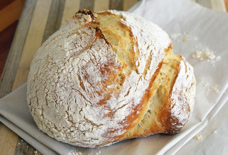Идеальный домашний хлеб на закваске