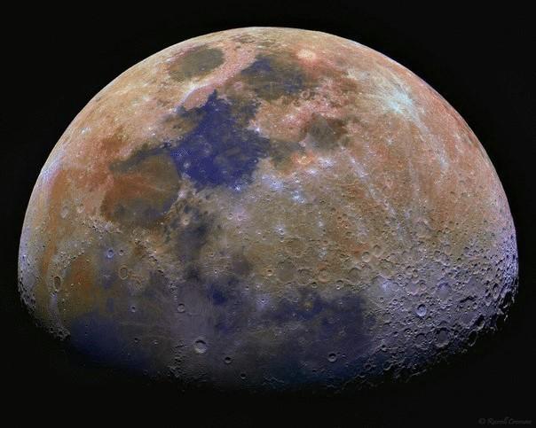 Предложен способ добычи воды на Луне