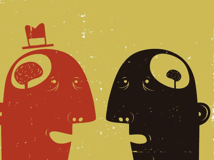 Разрыв между умными и глупыми нарастает