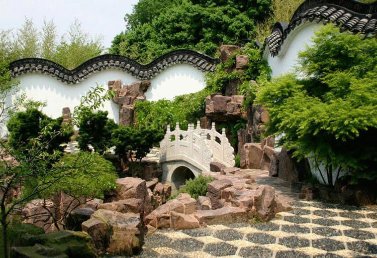 Все по фэншуй: китайский сад для Вашего дома