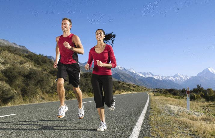 как правильно бегать на месте чтобы похудеть