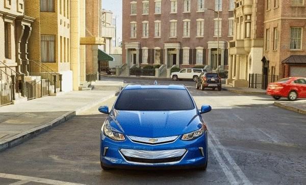 Представлен обновлённый гибрид Chevrolet Volt
