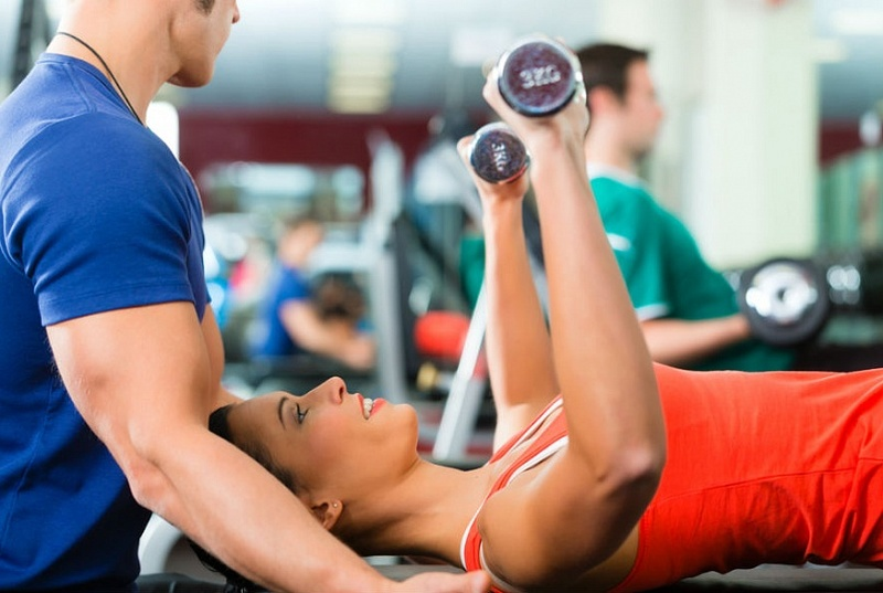 Чем женская тренировка должна отличаться от мужской?