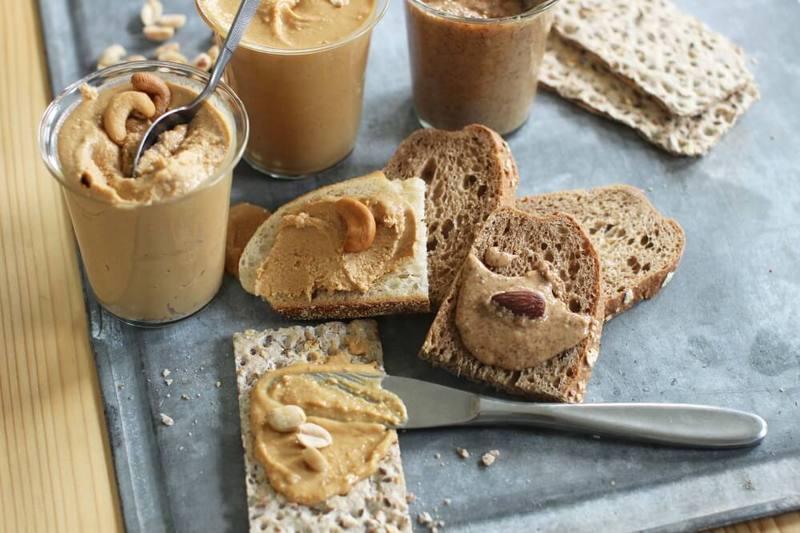 фото ореховая паста