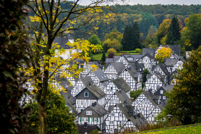 20 incredibly charming towns in the world