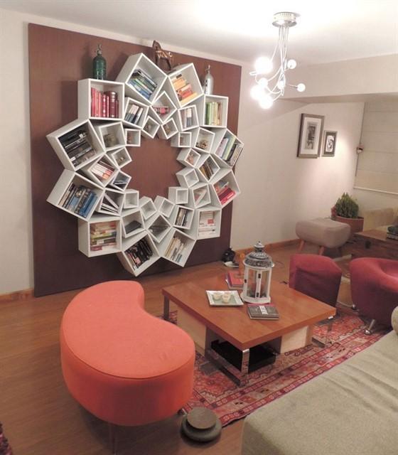 Дизайнерские идеи для дома своими руками 45