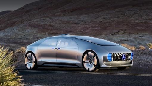 Mercedes-Benz выпустит электромобиль с запасом хода в 500 километров