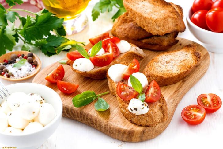 Блюда итальянской кухни рецепты с фото