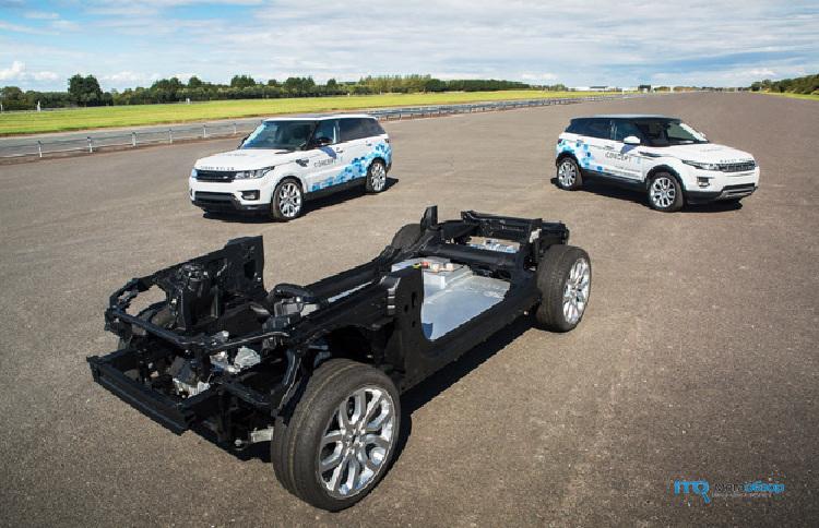 ��� «�������» �������� �� Land Rover