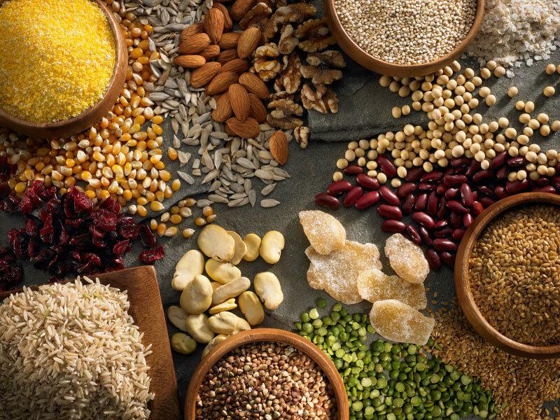 Топ-5 продуктов, заменяющих животный белок