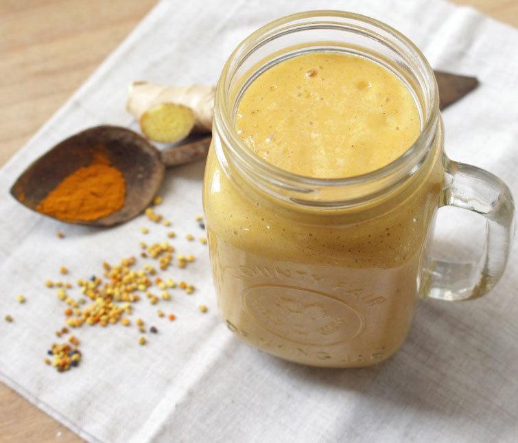 Рецепт корица куркума и имбирь