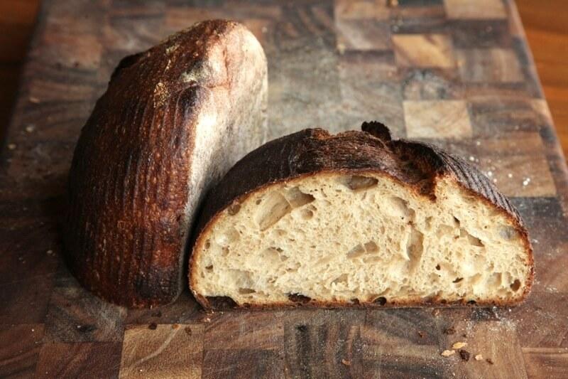 Старинный рецепт хлеба на закваске