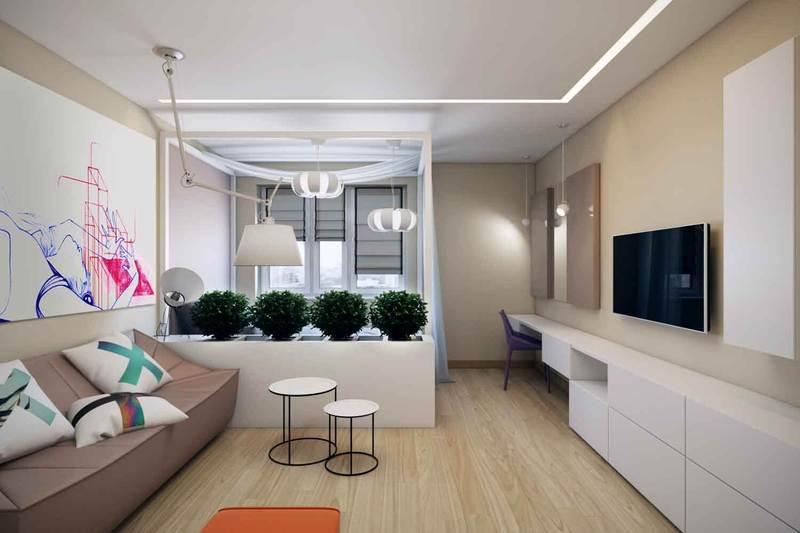 Где заняться сексом в однокомнатной квартире