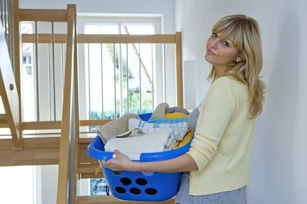 Исследование. Почему опасно сушить белье в доме?