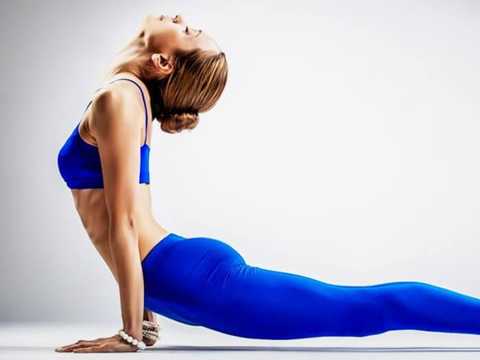 Йога для молодости и красоты