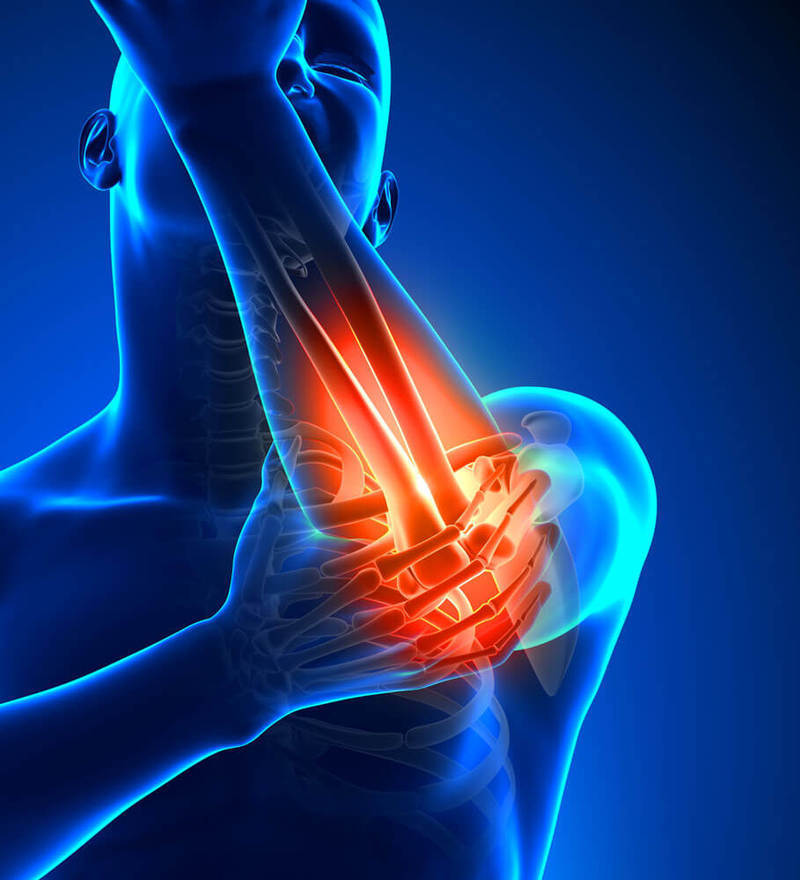 лечение воспаления сустава руки