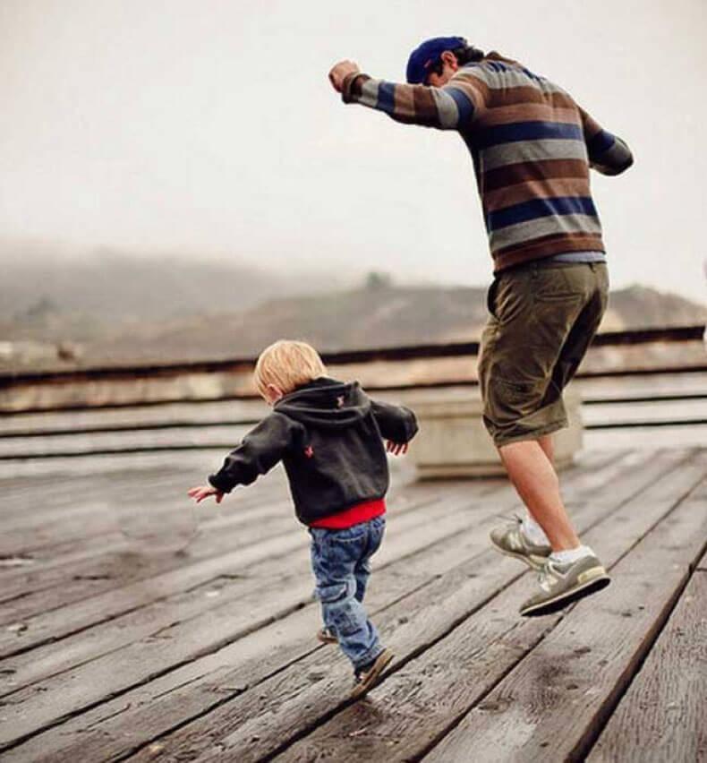 Отец как друг