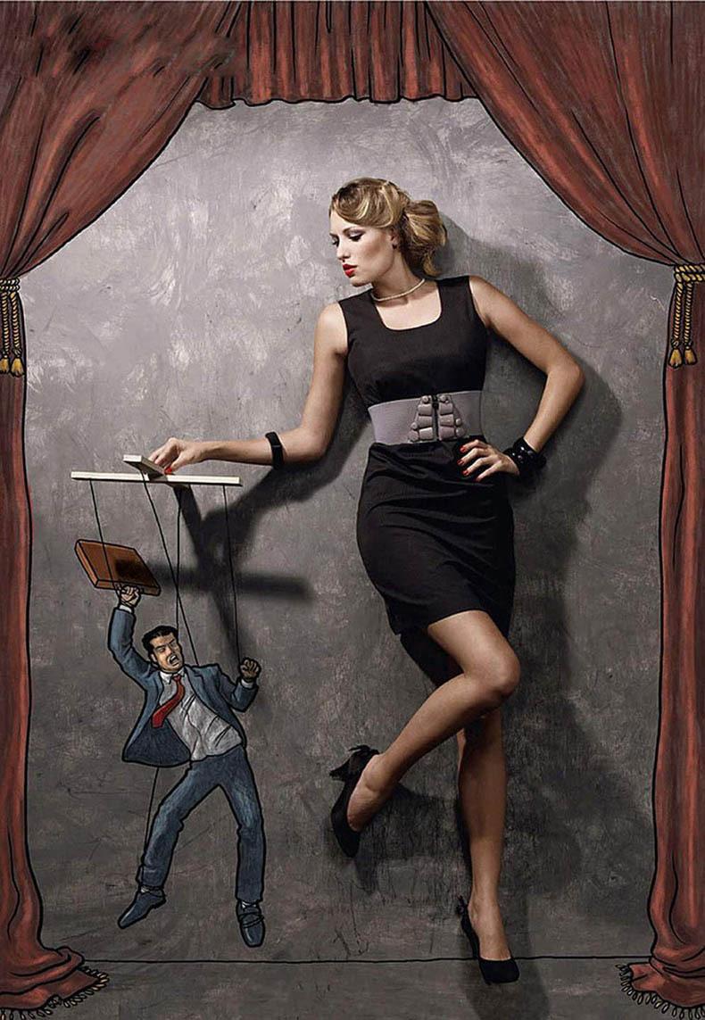 Женщина манипулятор признаки
