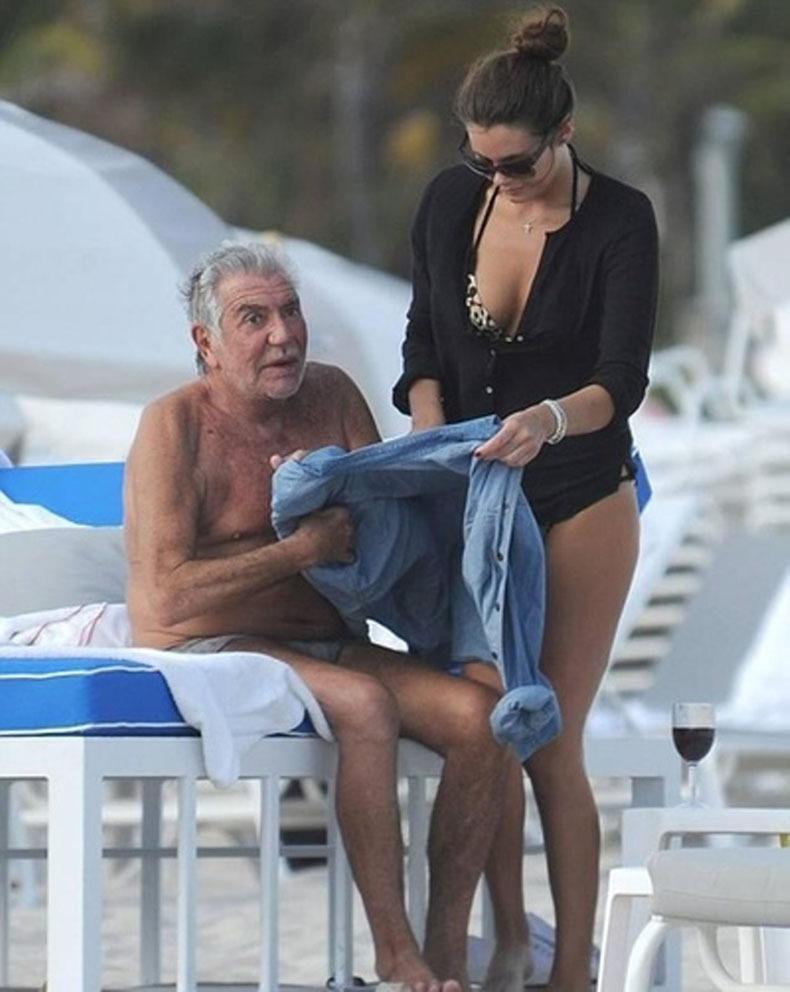 Зрелая женщина с дедушкой фото фото 439-85