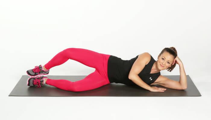 эффективные упражнения для ягодиц