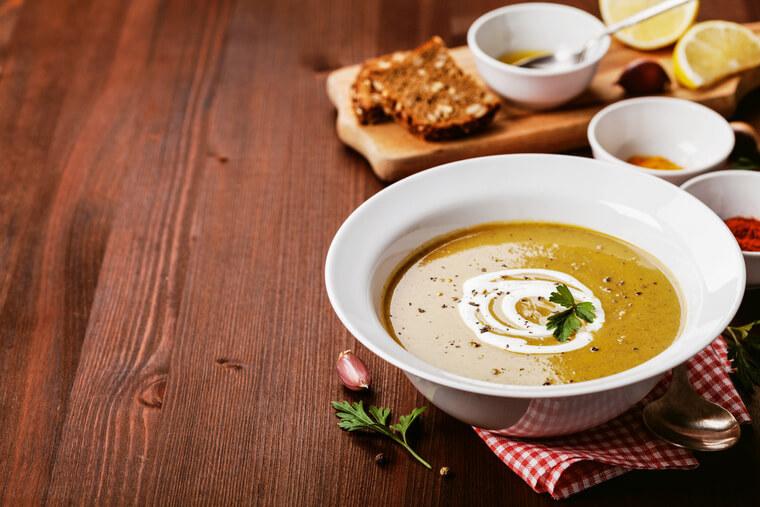 зимние детокс супы