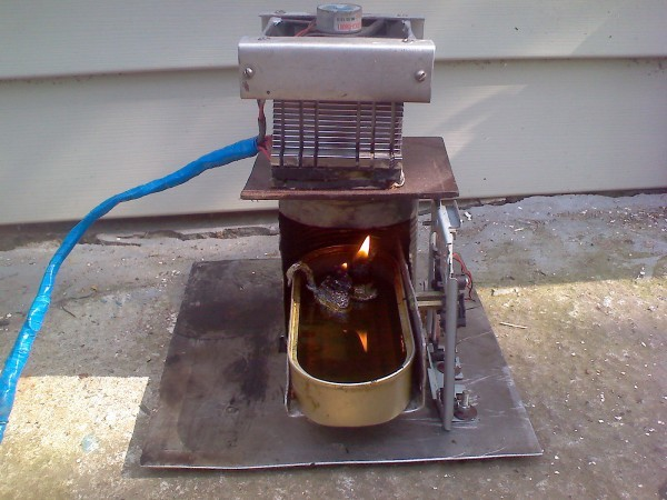 Термоэлектрический генератор своими рук 742