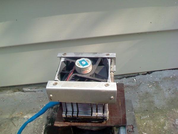 Термоэлектрический генератор своими рук 44