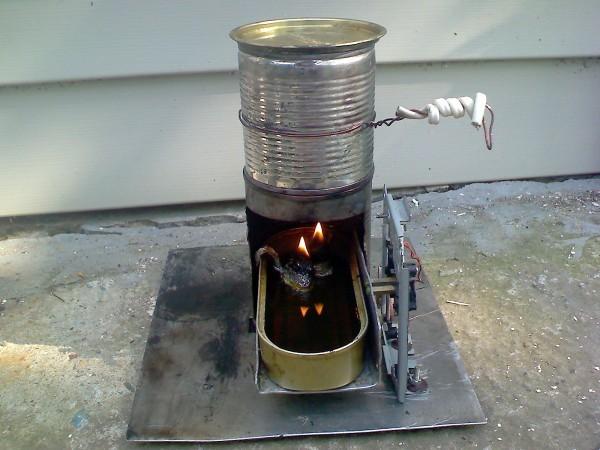 Газовая горелка для пайки своими руками фото