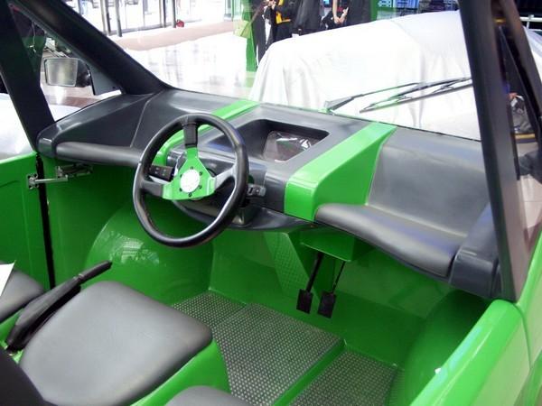 Tata OneCAT: автомобиль на сжа...