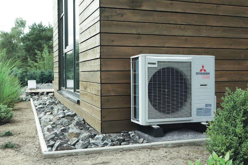 Воздушное отопление на дровах