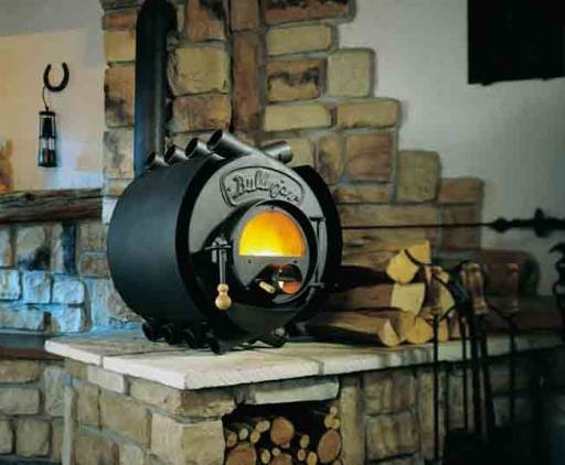 Умная печь для отопления дома