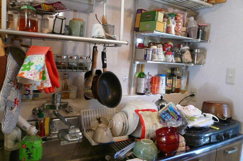 порядок в доме меняет жизнь