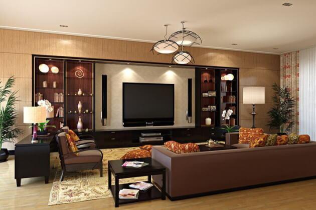 Фото дизайнов мебели для гостинной