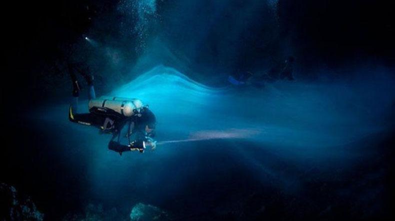 Под землей обнаружен гигантский океан, который в три раза больше всех