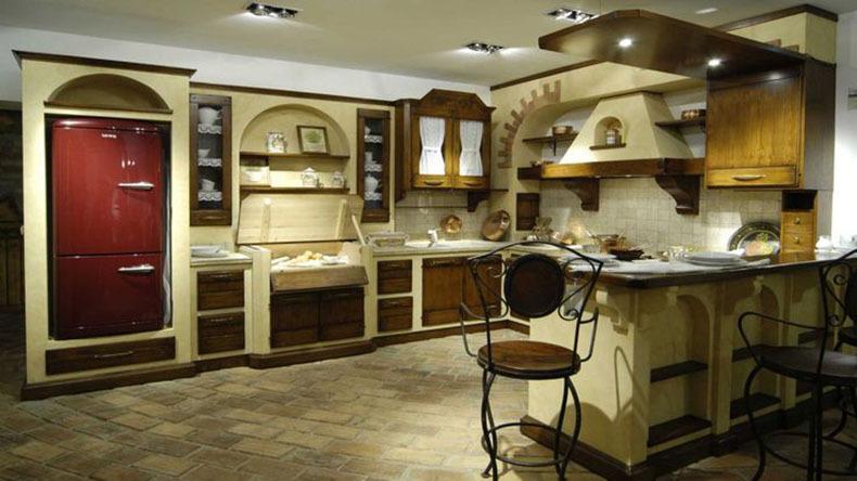 Italiensk stil i interiøret