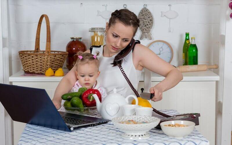 Управление временем для занятых родителей