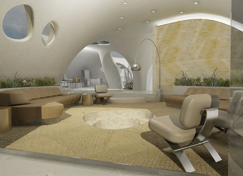 Binishells: inflatable, dome-shaped concrete homes - 01 Aug 2014