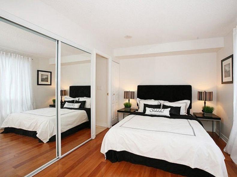 Дизайн лоджия-спальня