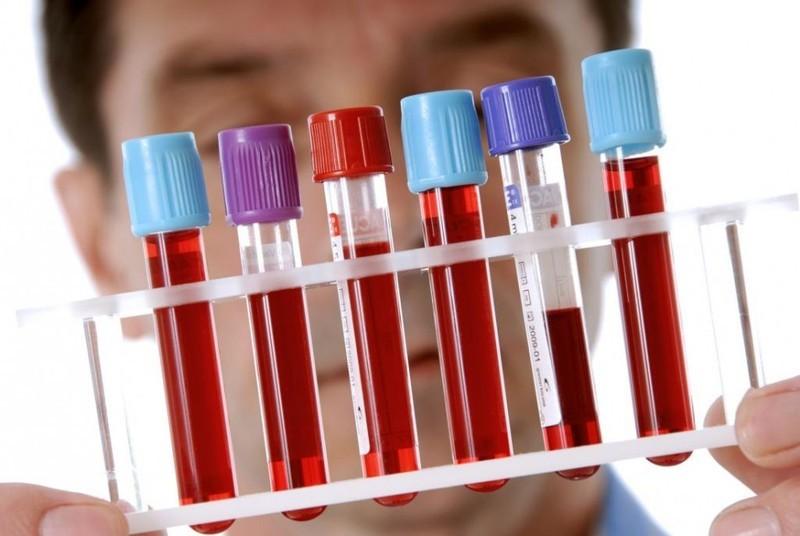 Определение по анализу крови состояния организма