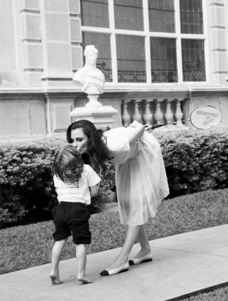 коментарий к фото маме с сыном