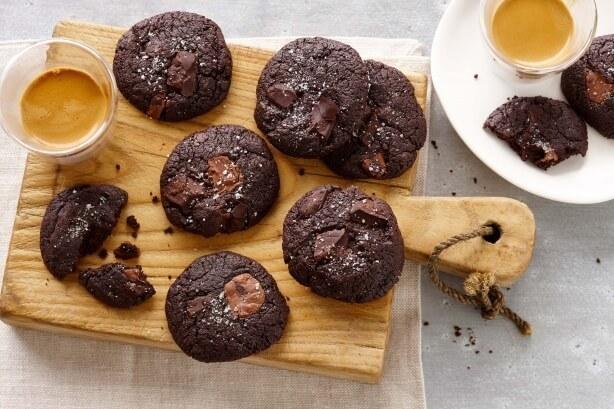 шоколодное печенье
